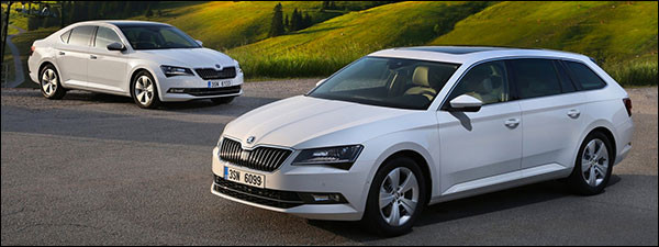 Skoda Superb Greenline is zuiniger dan ooit