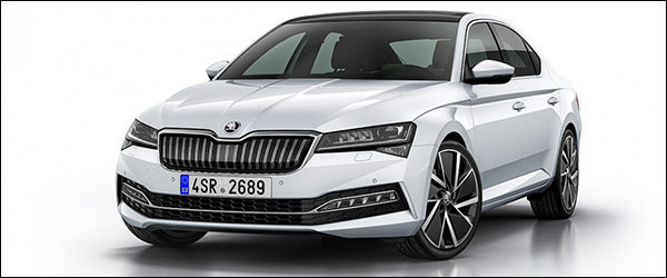 Officieel: Skoda Superb + Superb Combi facelift (2019)