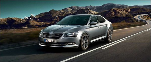 Officieel: Skoda Superb facelift (2018)