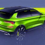 Preview: Skoda Vision X Concept (2018)