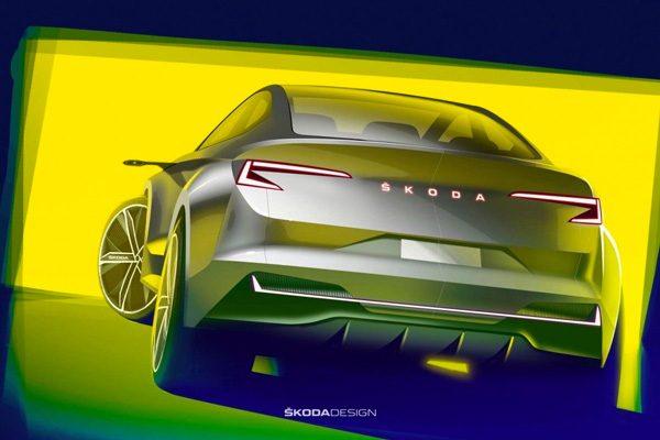Preview: Skoda Vision iV Concept (2019)