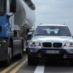 Smalle Passage Doorgang Assistent BMW