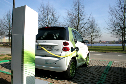 Smart Electric Drive test