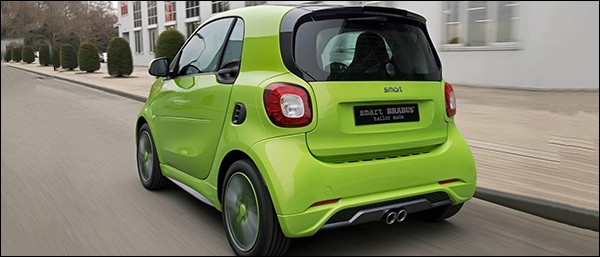 Preview: Smart ForTwo Brabus