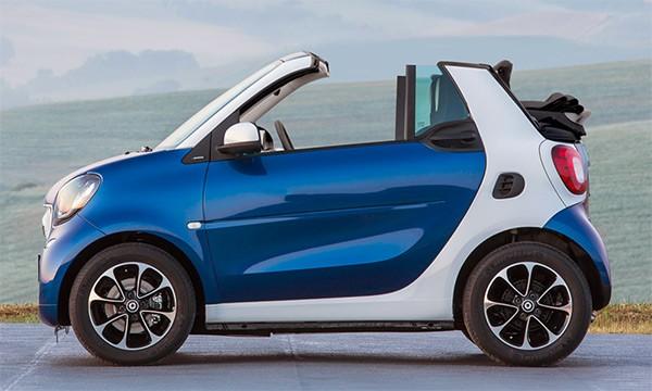 Preview: Smart ForTwo Cabrio