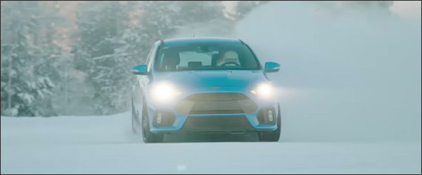 Video: Snowkhana 4 [Ford Focus RS]