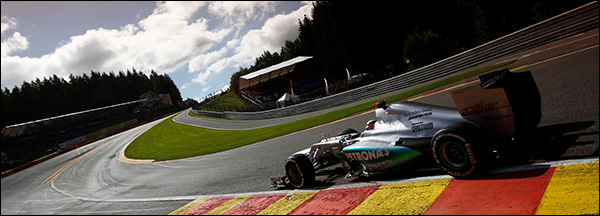 Video: Lewis Hamilton neemt ons mee rond Spa-Francorchamps