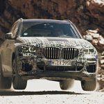 Spyshots: BMW X5 SUV 2018