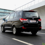 SsangYong Rodius Test 2013