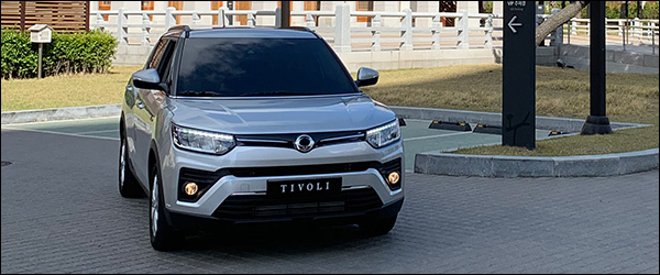 Officieel: SsangYong Tivoli 1.2 Turbo 128 pk (2020)