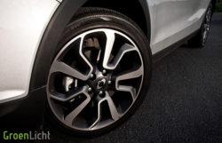 Rijtest: SsangYong Tivoli 1.6 e-XGi160 AWD Automatic