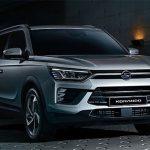 Officieel: Ssangyong Korando SUV (2019)