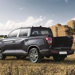 Ssangyong Musso pickup