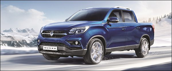 Autosalon Brussel 2019: Ssangyong Line-up