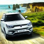 Officieel: SsangYong XLV CNG (2018)