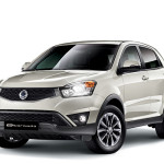 Ssangyong new Korando Crystal Plus - Special Editions Belux