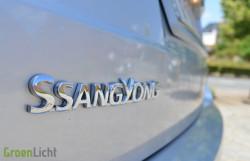 Kort Getest: Ssangyong Korando facelift 2013