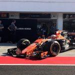 Stoffel Vandoorne F1 McLaren Honda