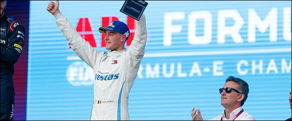 Stoffel Vandoorne direct succesvol voor Mercedes-Benz EQ Formule E (2019)
