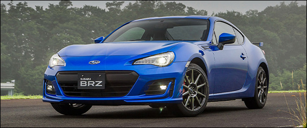 Officieel: Subaru BRZ Final Edition (2020)