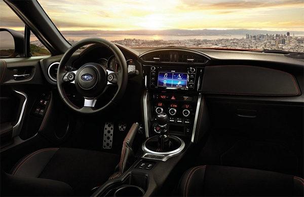 Officieel: Subaru BRZ facelift (2016)