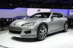 Subaru Cross Sport Design 2
