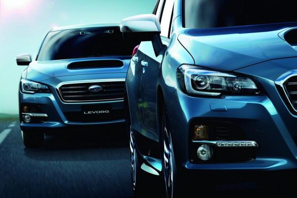 Subaru Levorg Concept 1