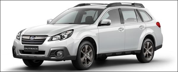 Subaru Outback X