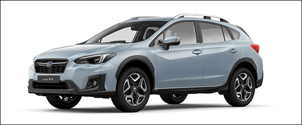 Officieel: Subaru XV (2017)