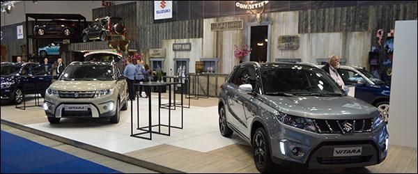 Autosalon Brussel 2017 live: Suzuki (Paleis 9)