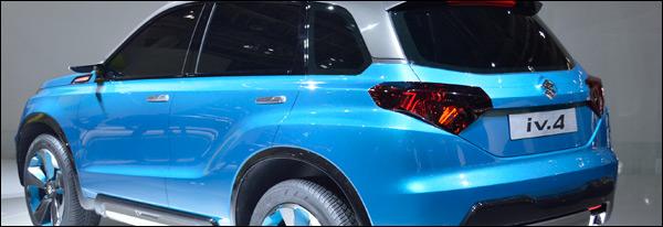 Autosalon Frankfurt 2013 Suzuki