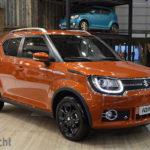 Suzuki Autosalon van Brussel 2017 01