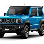 Officieel: Suzuki Jimny (2019)