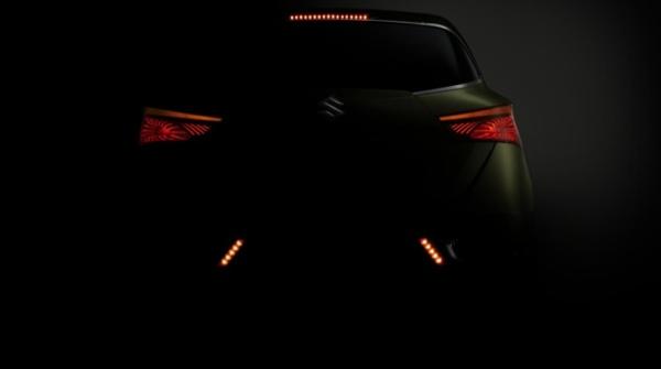 Suzuki S Cross Concept Teaser