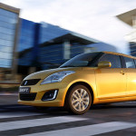 Facelift: Suzuki Swift 2013