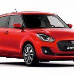 Officieel: Suzuki Swift (2017)