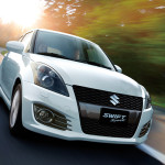 Facelift: Suzuki Swift Sport 2013