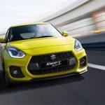 Officieel: Suzuki Swift Sport (2017)