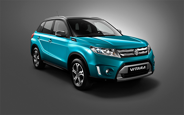 Nieuwe Suzuki Vitara staat in Parijs!