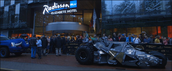 Team Galag Gumball 3000 2013 Video