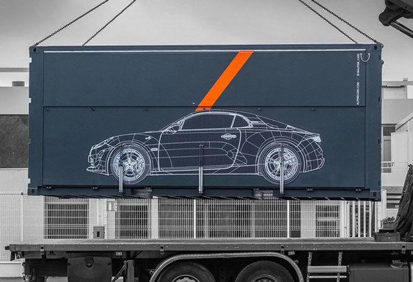 Teaser: Alpine A110 S (2019)