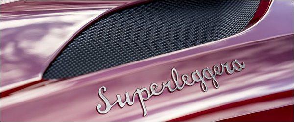 Teaser: Aston Martin DBS Superleggera (2018)