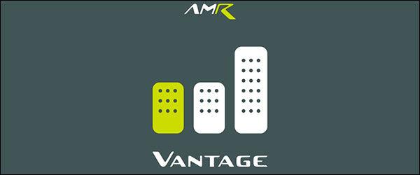 Teaser: Aston Martin Vantage AMR (2019)