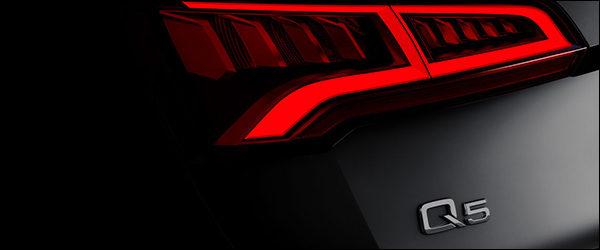 Teaser: nieuwe Audi Q5 komt eraan! #Qriosity