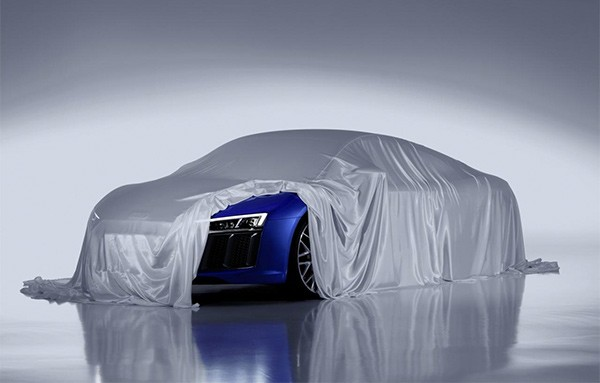 Teaser: Audi R8 toont alvast laserlampen