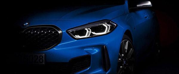 Teaser: BMW 1-Reeks (2019)