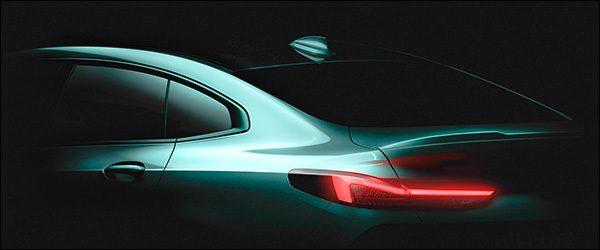 Teaser: BMW 2-Reeks Gran Coupe (2019)