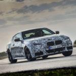 Teaser: BMW 4 Reeks Coupe G22 (2020)
