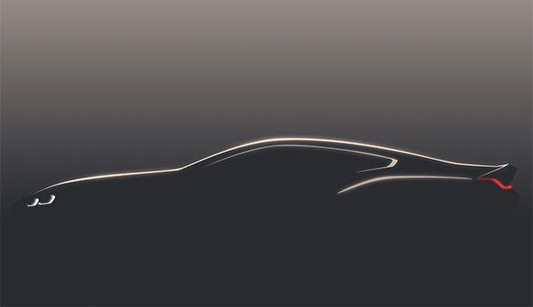 Teaser: BMW 8-Reeks Coupe (2018)