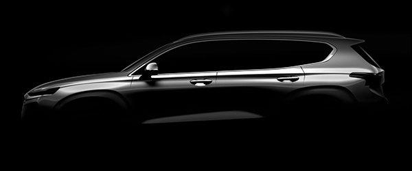 Preview: Hyundai Santa Fe SUV (2018)